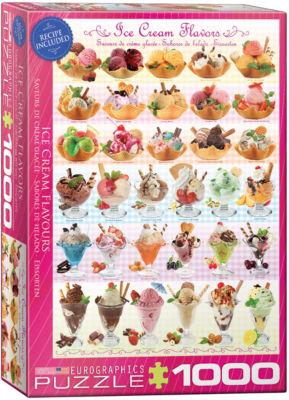 EuroGraphics Chocolate Cupcakes 1000-Piece Puzzle