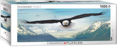 EuroGraphics Eagle 1000-Piece Puzzle