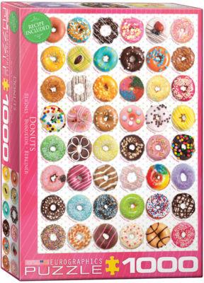 EuroGraphics Cupcake Celebration 1000-Piece Puzzle