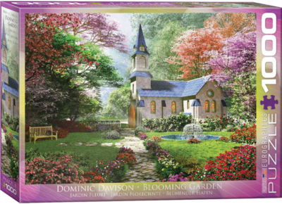 EuroGraphics Double Trouble by Rosemary Millette 1000-Piece Puzzle