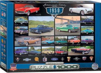 EuroGraphics 2015 Chevrolet Camaro Z/28 A Star isReborn 1000-Piece Puzzle
