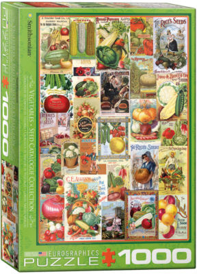EuroGraphics KISS The Albums 1000-Piece Puzzle