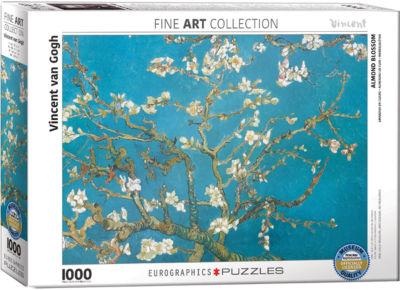 EuroGraphics Iris by Vincent van Gogh 1000-Piece Puzzle