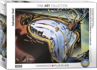 EuroGraphics RCMP Morning Campfire 1000-Piece Puzzle