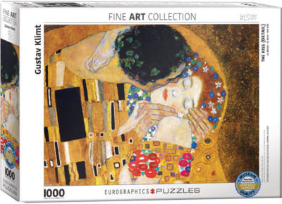 EuroGraphics Castle and Sun by Paul Klee 1000-Piece Puzzle