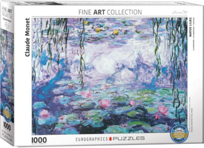 EuroGraphics Girls at the Piano by Pierre-AugusteRenoir 1000-Piece Puzzle