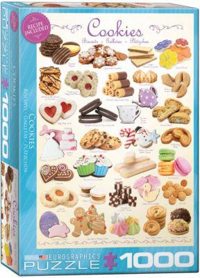 EuroGraphics Sweet Valentine 1000-Piece Puzzle