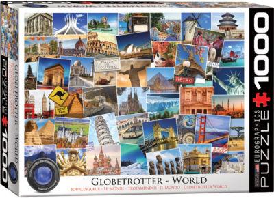 EuroGraphics Venice Rialto Bridge 1000-Piece Puzzle