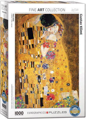 EuroGraphics The Virgin by Gustav Klimt 1000-PiecePuzzle
