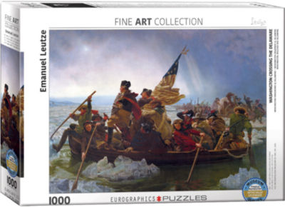 EuroGraphics Meeting on the Turret Stairs by Sir Frederick William Burton 1000-Piece Puzzle