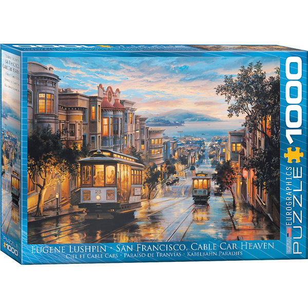 EuroGraphics Lakeside Reflections by Dominic Davison 1000-Piece Puzzle