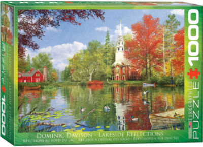 EuroGraphics The Country Drive by Dominic Davison1000-Piece Puzzle
