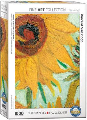 EuroGraphics Monet's Garden by Claude Monet 1000-Piece Puzzle