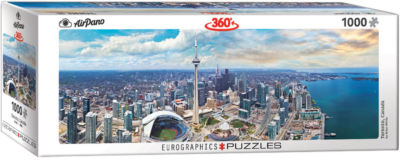 EuroGraphics Toronto Canada 1000-Piece Puzzle