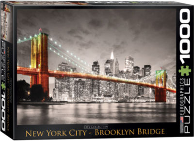 EuroGraphics New York City World Trade Center 1000-Piece Puzzle