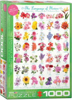 EuroGraphics Herbs and Spices 1000-Piece Puzzle