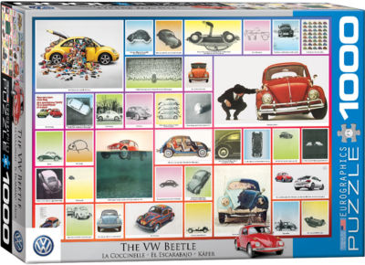 EuroGraphics Shell Heritage Collection 1000-PiecePuzzle
