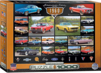 EuroGraphics Lamborghini Aventador LP750-4 Superveloce 1000-Piece Puzzle