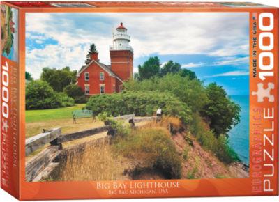 EuroGraphics Multnomah Falls Oregon 1000-Piece Puzzle
