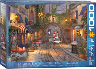 EuroGraphics Longfellow House by Dominic Davison 1000-Piece Puzzle