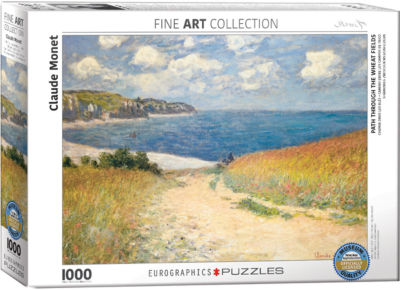 EuroGraphics The Luncheon by Pierre-Auguste Renoir1000-Piece Puzzle