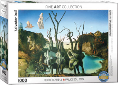 EuroGraphics The Blue Violinist by Marc Chagall 1000-Piece Puzzle