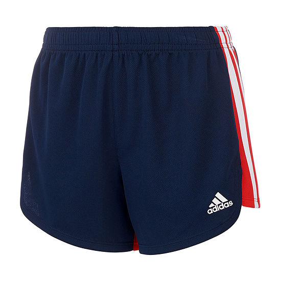 adidas Girls Running Short - Big Kid