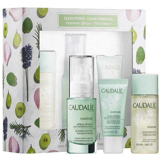 Caudalie Vinopure Skin Perfecting Kit