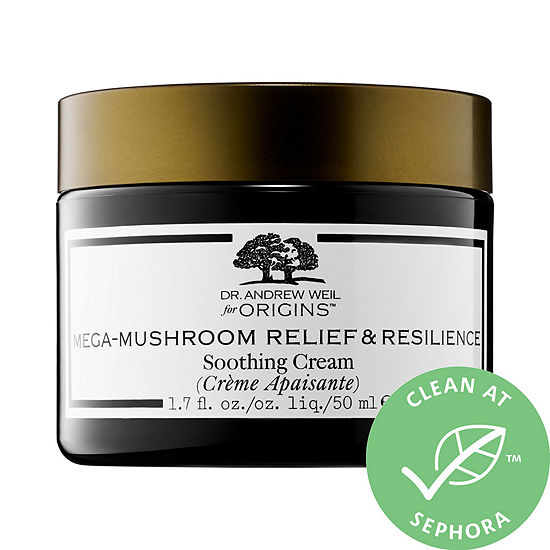 Origins Dr. Andrew Weil for Origins™ Mega-Mushroom Relief & Resilience Soothing Cream