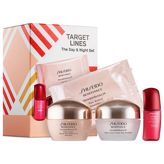 Shiseido Target Lines: The Day & Night Set