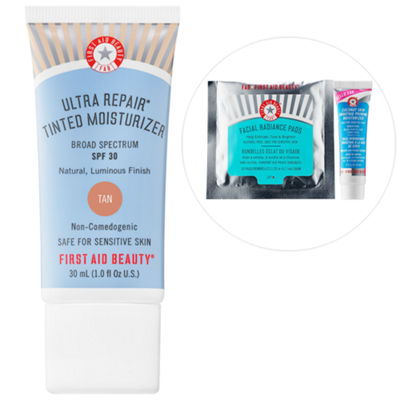 First Aid Beauty Ultra Repair Tinted Moisturizer SPF 30 Customizable Kit