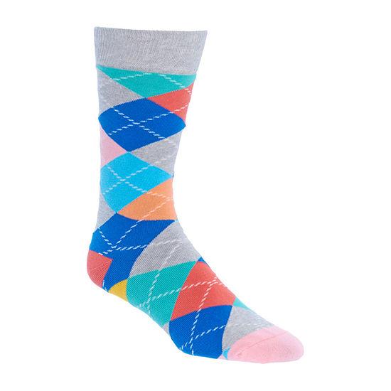 Fun Socks 1 Pair Crew Socks Mens