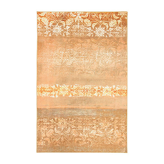 Mohawk Home Baroque Rectangular Indoor Rugs
