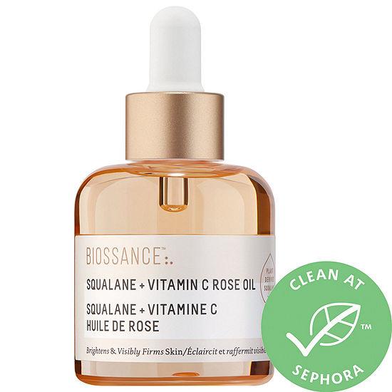Biossance Limited Edition Squalane + Vitamin C Rose Oil