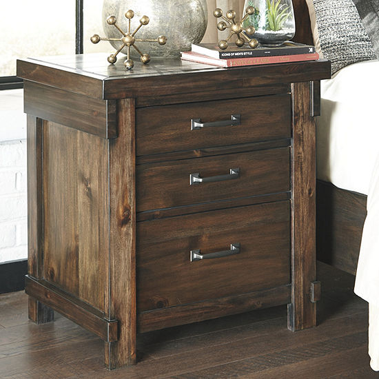 Signature Design by Ashley® Leighton Nightstand