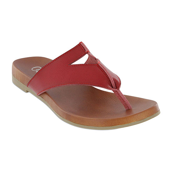 Mia Amore Womens Patriciaa Slide Sandals
