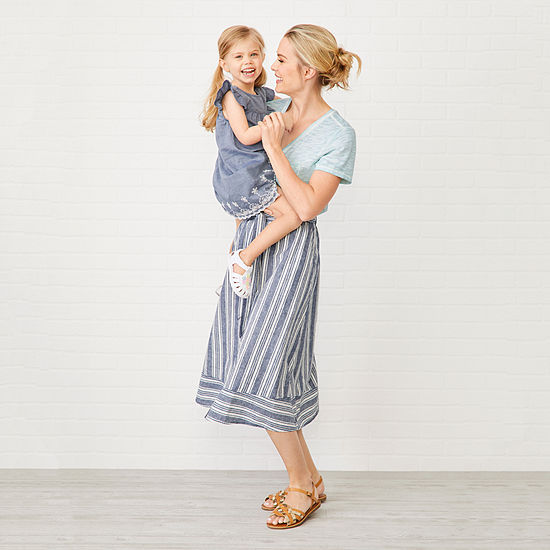 Mommy and me Peyton & Parker Chambray Collection