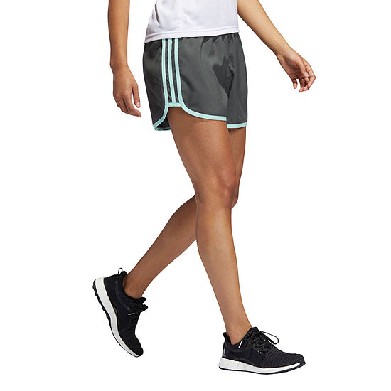 adidas M20 Woven Running Short Womens Running Short