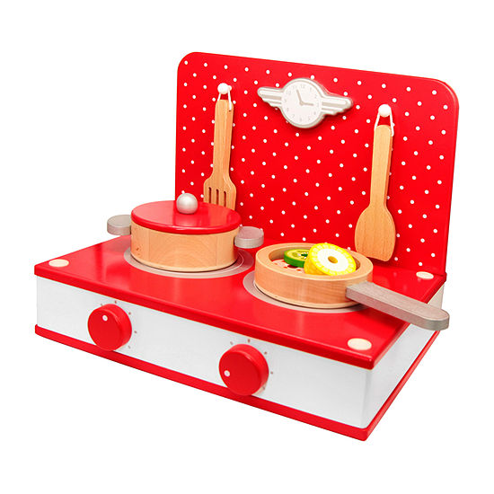 Retro Tabletop Kitchen By Classic World Toys