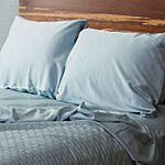BedVoyage Set of 2 300tc Rayon from Bamboo Pillowcases
