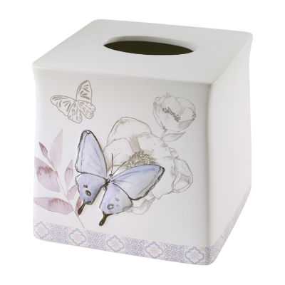 Avanti In The Garden Tissue Box Cover