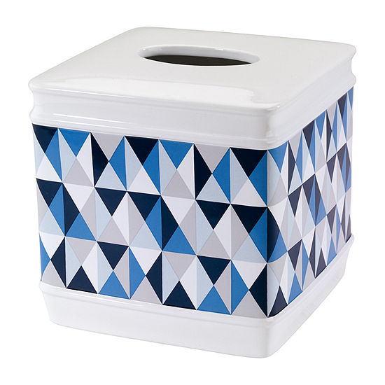 Now House By Jonathan Adler Bleecker Tissue Box Cover