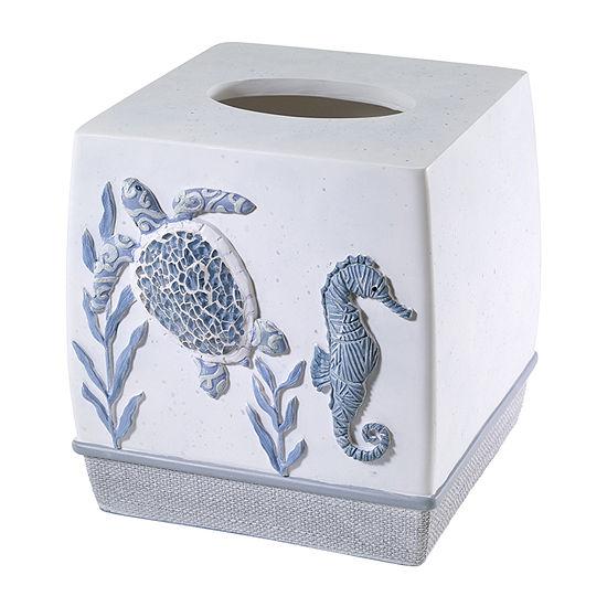 Avanti Caicos Tissue Box Cover