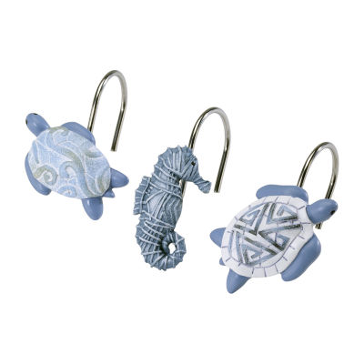 Avanti Caicos Shower Curtain Hooks