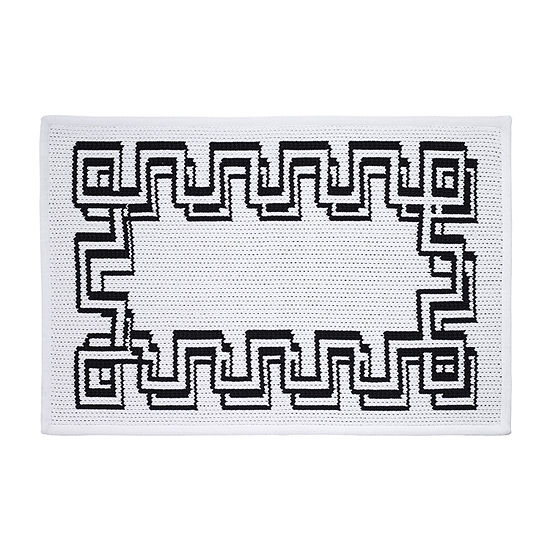 Now House By Jonathan Adler Gramercy Bath Rug