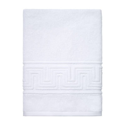 Now House By Jonathan Adler Gramercy Geometric Bath Towel