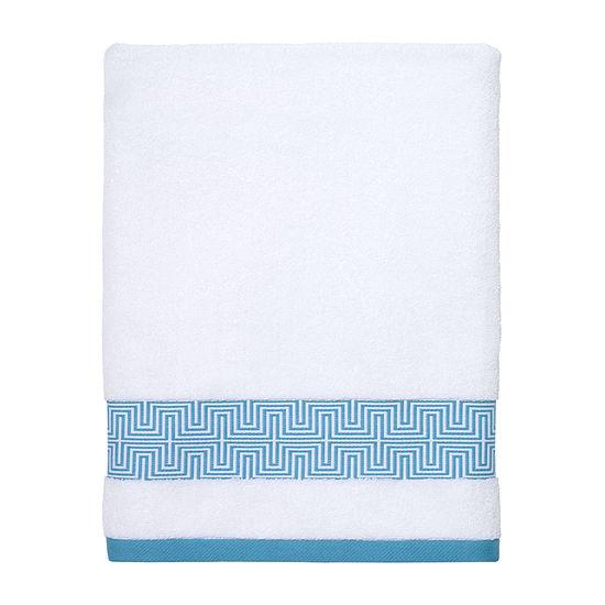 Now House By Jonathan Adler Mercer Geometric Bath Towel