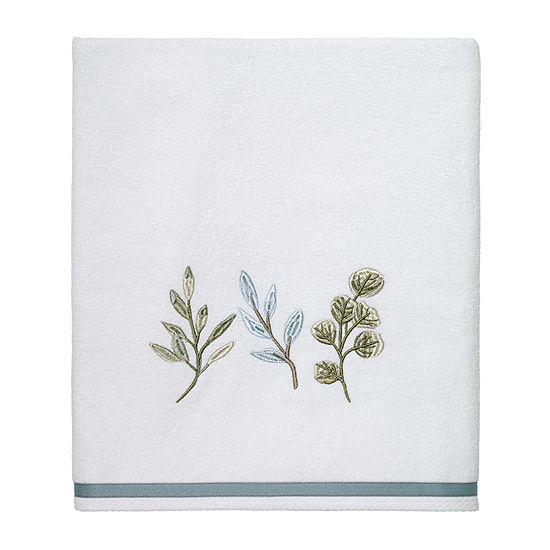 Avanti Ombre Leaves Bath Towel