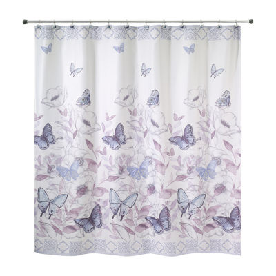 Avanti In The Garden Shower Curtain