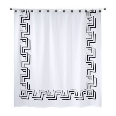 Now House By Jonathan Adler Gramercy Shower Curtain